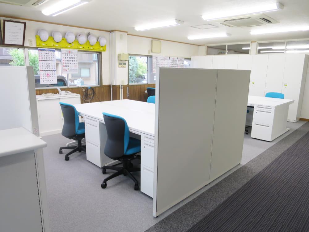 働きやすいオフィス環境を実現