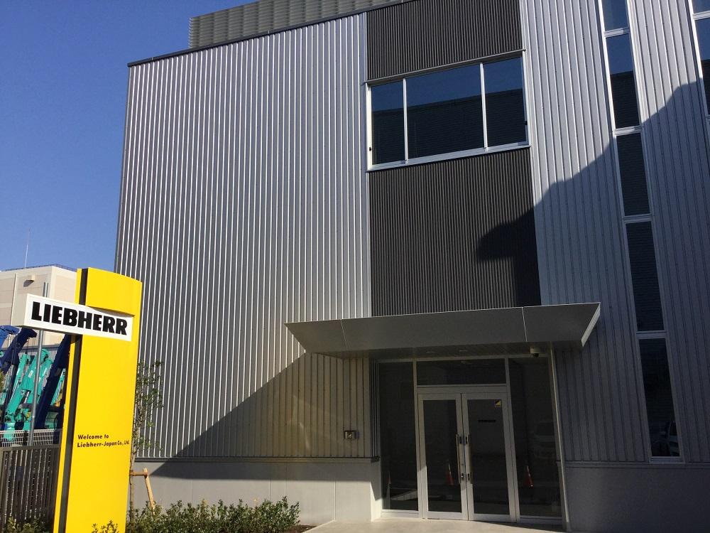建替移転における執務室・応接室・会議室・文書保管室・倉庫へのオフィス什器の入れ替え
