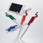 便利な3つの機能を持ったボールペン『スマタテペン』
